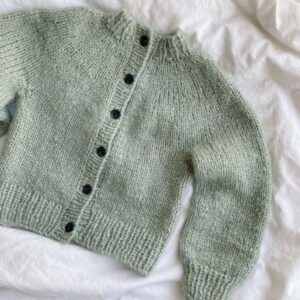 Novice Cardigan Mini Chunky Edition