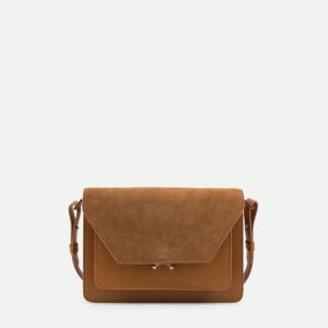 The Sticky Sis Club Satchel Cider Brown