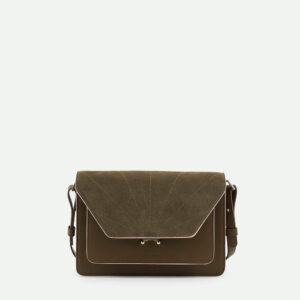 The Sticky Sis Club Satchel Olive Green