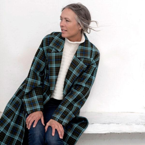 Cozy Cowl af Anne Ventzel