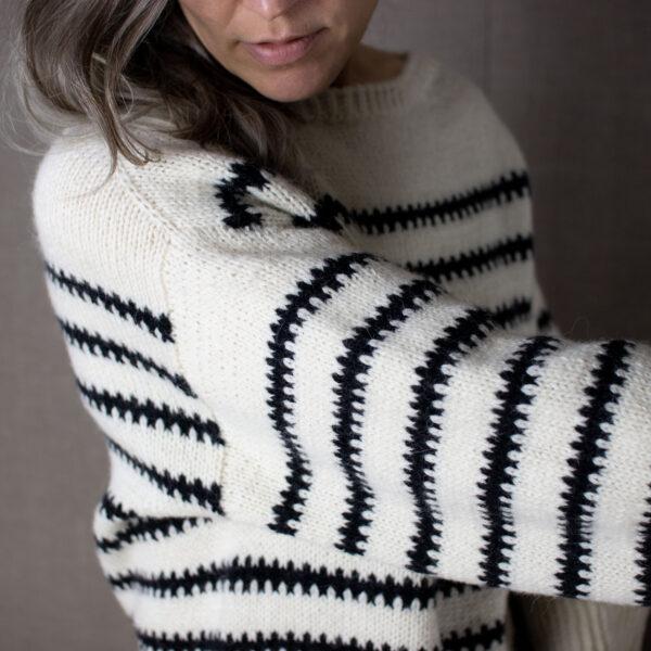 Sailor Sweater af Anne Ventzel