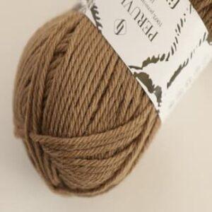 Spændende garn fra Filcolana - Peruvian Highland Wool Camel 203
