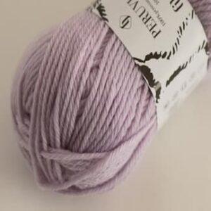 Spændende garn fra Filcolana - Peruvian Highland Wool Slightly Purple 369