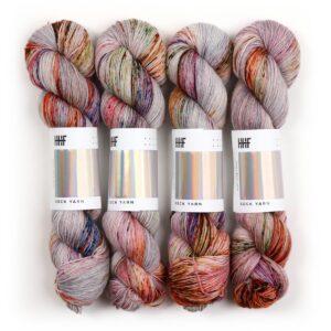 Sock Yarn Heron