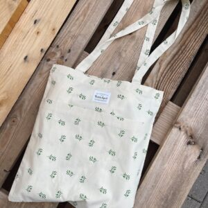Knit To Go Tote Bag