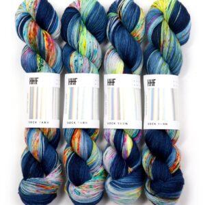 Sock Yarn Firefly