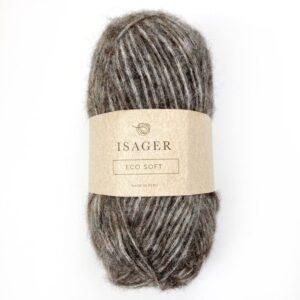 Garn fra Isager - ECO SOFT E4S