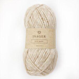 Garn fra Isager - ECO Baby E7S