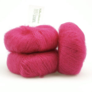 Spændende garn fra Tante Grøn CPH - Silkeblomst Pink