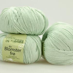 Garn fra Tante Grøn CPH Bio Bøllefrø Mint Gtøn